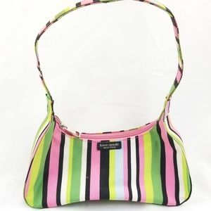 KATE SPADE of New York Pink-Green Shoulder bag